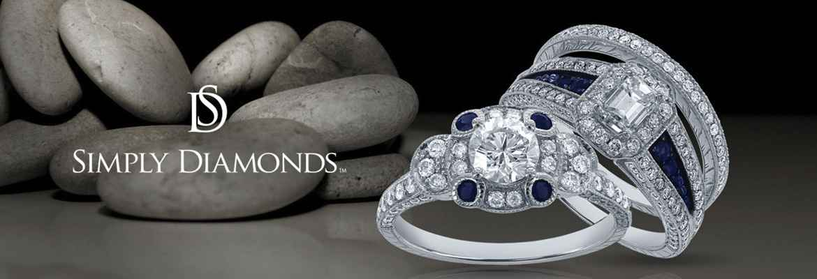 Luisa Graff Jewelers Simply Diamonds