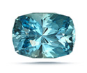 Aquamarine Cut Diamond