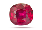 Ruby Cut Diamond